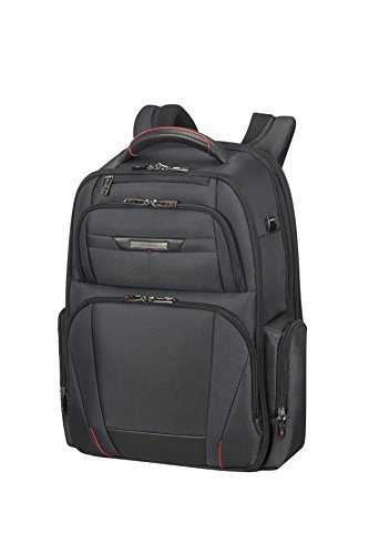 Samsonite Pro-DLX 5 - 17.3 Inch Expandable Laptop Backpack, 48 cm, 29/34 Litre, Black