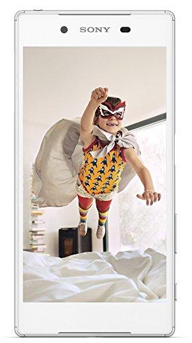 Sony Xperia Z5 Smartphone (5,2 Zoll (13,2 cm) Touch-Bildschirm, 32 GB interner Speicher, Android 6.0) silber