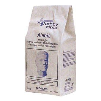 Gips 'Alabit', 1000g PREISHIT [Spielzeug]