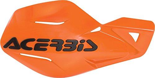 Acerbis Powersports-Handschützer, Orange, Einheitsgröße, 0008159.010