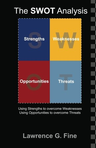 The SWOT Analysis: Using your Strength to overcome Weaknesses