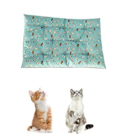 WESEEDOO Dog Mat Dog Blanket Washable Dog Bed Dog Bedding Dog Crate Bed Warm Dog Blanket Pet Bed Kitten Bed Puppy Mats Dog Bed Small Cat Beds Pet Pad