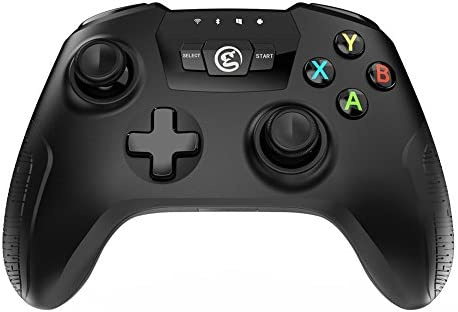 GameSir T2a With Phone Bracket Bluetooth Game Controller 2.4GHz Wireless USB Wired Gamepad for Android/ TV Box/ PC Wi...