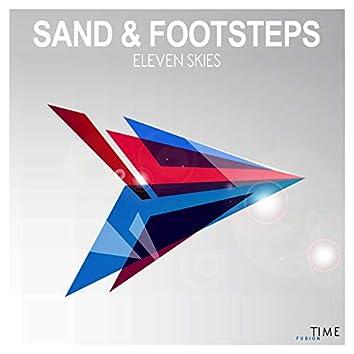 Sand & Footsteps