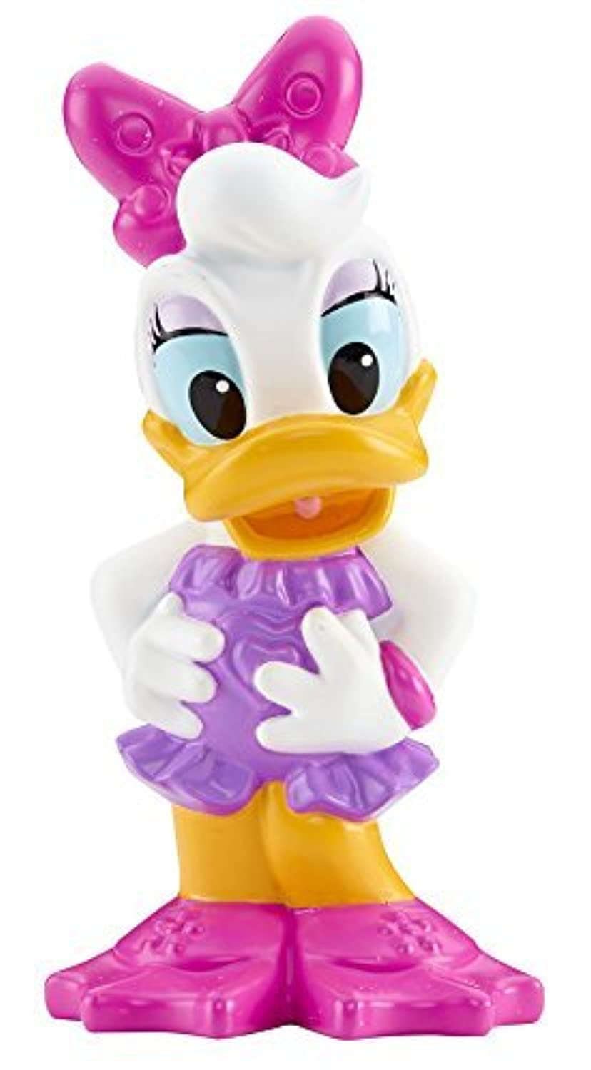 Fisher-Price Disney Mickey Mouse Clubhouse Bath Squirter Daisy [並行輸入品]