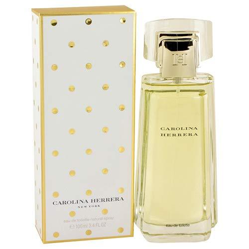 Carolina Herrera Eau De Parfum Spray for Women, 3.4 Ounce / 100 Ml