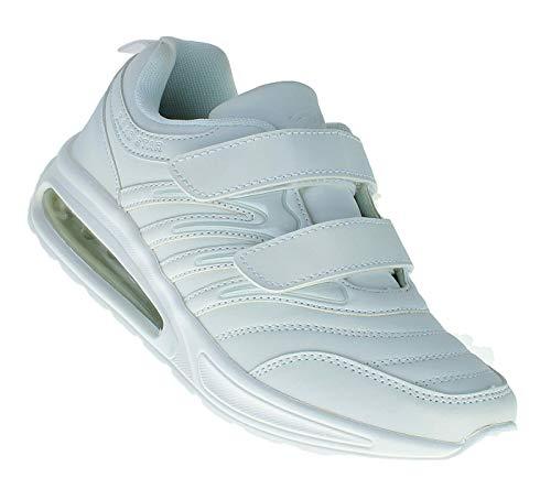 Bootsland 815 Damen Herren Klett Sportschuhe Sneaker Turnschuhe Freizeit, Schuhgröße:39