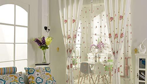 cortinas baratas estampadas