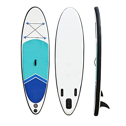 XZZ Tabla De Paddle Surf Control De Surf Stand Up Paddle Board Cubierta Antideslizante Remar Kayak De Deportes Acuáticos Tablas De Surf para Todos Los Niveles, Desde Principiantes hasta Profesionales