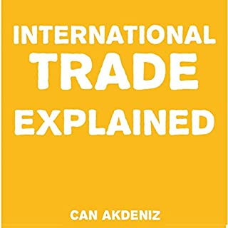 International Trade Explained audiobook cover art