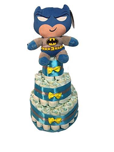 Tarta de pañales DODOT Batman