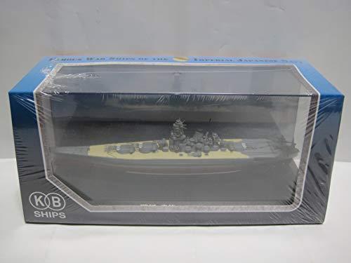 KB SHIPS 1/1100 戦艦 武蔵 (1942) 完成品