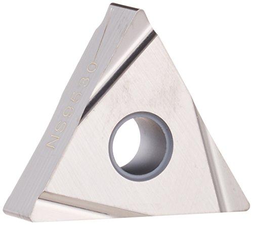 タンガロイ ネガ G級 正三角形リード形ブレーカ付きインサート 精密仕上げ用 TNGG160404R-W:NS9530 (10個入り)