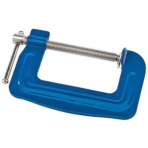 Draper 4365 04365 75 x 38mm Capacité C-Cramp, Bleu