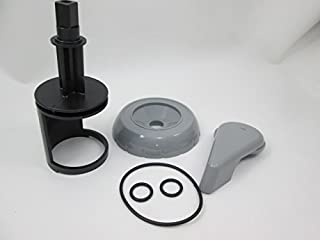 Diverter Valve Spa Gray Hot Tub Stem O-Rings Cap Handle Kit