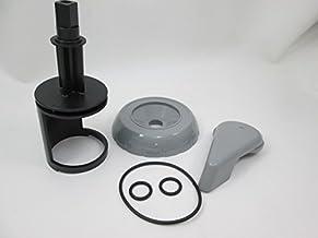 Diverter Valve Spa Gray Hot Tub Stem O-Rings Cap Handle Kit