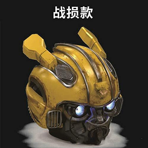qiyanbumblebee Transformers Neue Kreative Karikatur Drahtlose Bluetooth Lautsprecherkarte Mini...