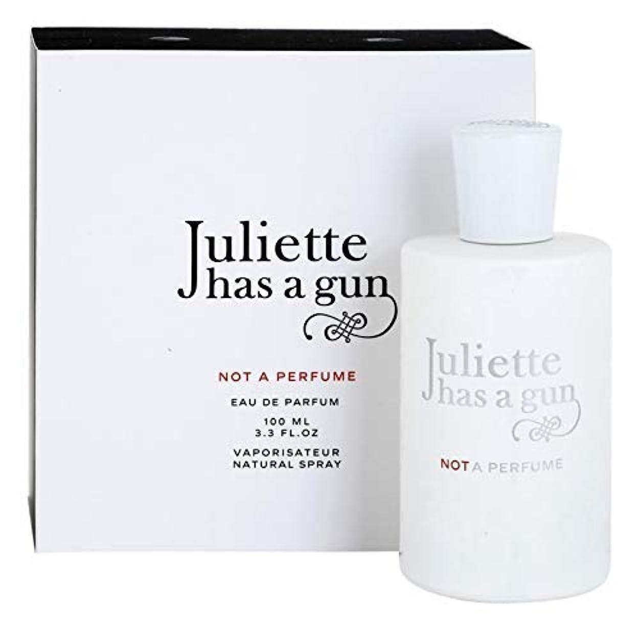 マーク地下軸HIT! 100% Authentic Juliette Has A Gun NOT A Perfume Eau de Perfume 100ml Made in France + 2 Niche Perfume Samples Free?/ ヒット! 100%本物のジュリエットは香りではなくガンオードパルファム100mlフランス製+ 2ニッチ香水サンプル