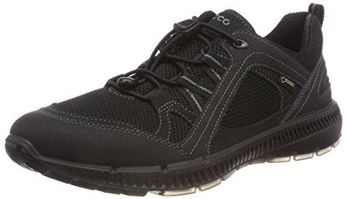 ECCO Damen Terracruise II Sneaker, Schwarz (Black Titanium 52570), 39 EU