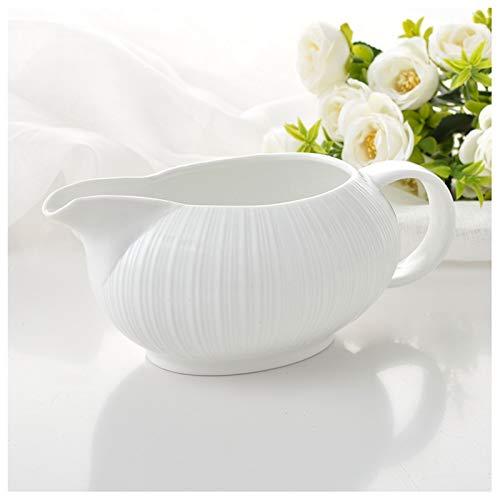 Jarra de Leche La leche de café simple y europea y americana puede un diseño de la leche de diseño del pico de águila, la lata de cerámica de la novela de la leche de cerámica, la taza de leche de gra