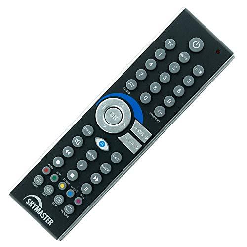 Original Fernbedienung passend für SKYMASTER DXH 300 Receiver Remote Control Neu - afstandsbediening, télécommande, Kumanda, Plug & Play