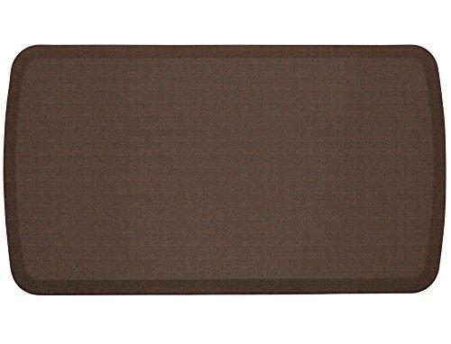 GelPro Linen Truffle Elite Premier Gel & Foam Anti-Fatigue Kitchen Floor Comfort Mat, 20