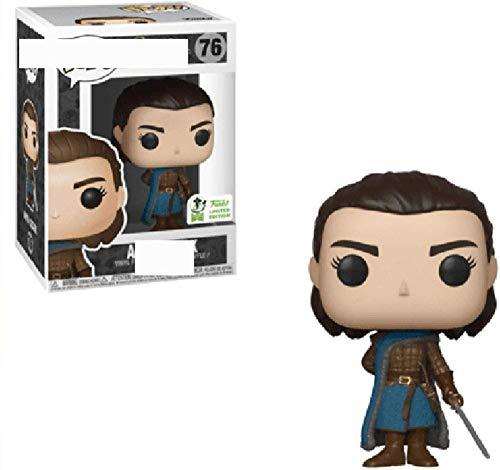 A Generic Figura decorativa con diseño de muñeco de juego de tronos Arya Stark Toys