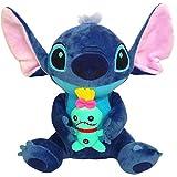 Giant Stuffed Toys - Giant Cartoon Stitch Lilo & Stitch Plush Toy 35-80cm(14-35inch) - Stuffed Toy for Baby - Animals Stuffed Toy - Great Christmas & Birthday Gifts (Stitch a Scrump, 23CM)