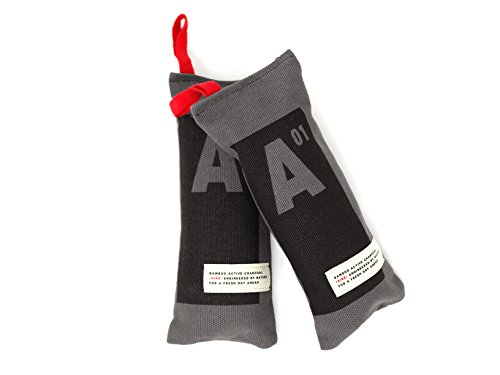 Aire Charcoal Purifying Bag Small