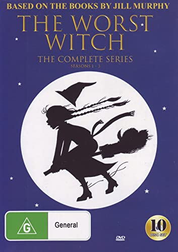 The Worst Witch - Complete Original Series [Season 1-3]