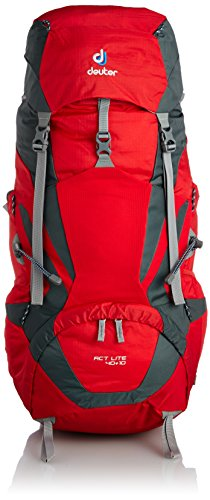 Deuter ACT Lite 40 10 Trekking-Rucksack Fire/Granite