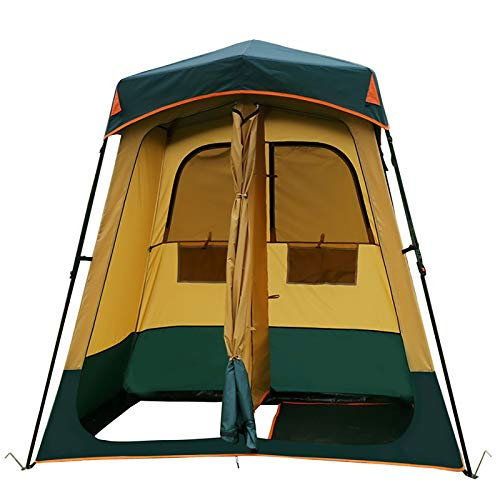 Multi-purpose Hydraulic Pop-up Tent,outdoor Dressing Bathing Mobile Toilet Tent Bathroom Camping Anti-transparency Shelter Fishing Tent,Free To Build OpenFast Open