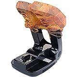 Secador de Zapatos Portátil Ajustable, Pie Eléctrico Silencioso para Eliminar El Mal Olor para Todas Las Botas, Incluidas Las Botas de Equitación, Moto, Esquí y de Trabajo