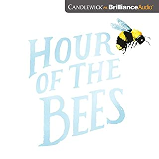 Hour of the Bees                   By:                                                                                                                                 Lindsay Eagar                               Narrated by:                                                                                                                                 Almarie Guerra                      Length: 8 hrs and 38 mins     3 ratings     Overall 4.0