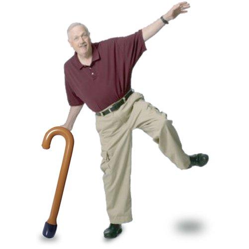 Gonfiabile Walking Stick Partito Accessori / Oldies Joke novità del regalo di compleanno