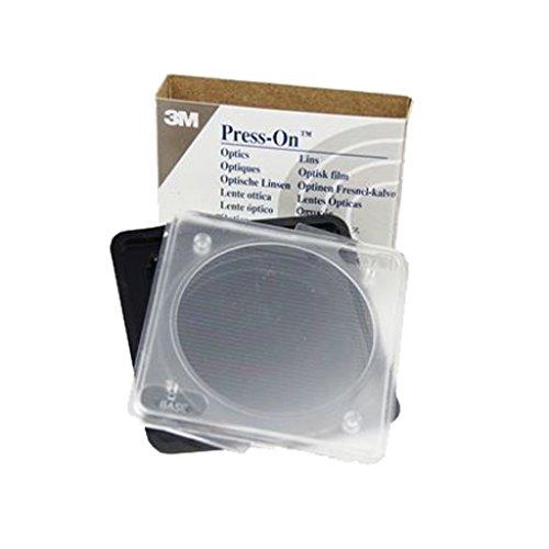 Prismenfolie von 3M zur Schielbehandlung in verschiedenen Prismendioptrien (7 cm/m)