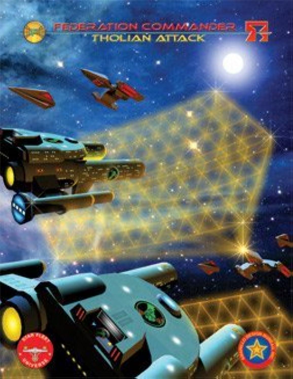 Board Games Federation Commander Tholian Attack Adb 4103