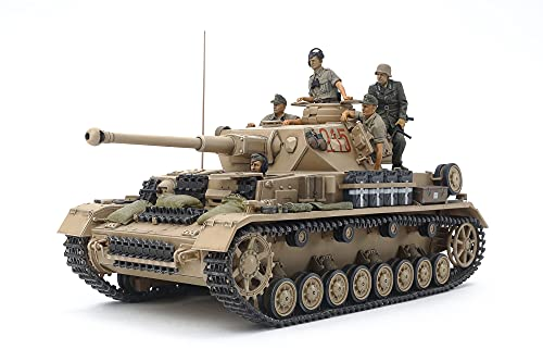 タミヤ 1/35 ミリタリーミニチュアシリーズ No.378 ドイツ軍 IV号戦車G型 初期生産車 プラモデル 35378