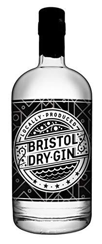 Bristol Dry Gin 40% - Ginebra artesanal microdestilada