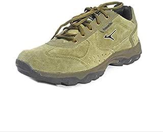 Lakhani 320 Olive Shoe Outdoor Shoe Sweat Shoes