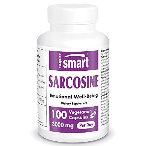 Supersmart - Sarcosine 3000 mg...