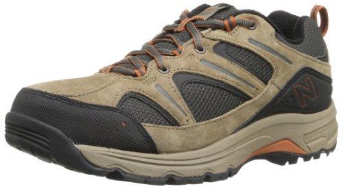 New Balance 239011-60, Chaussures Montantes pour Homme - - Marron avec Noir & Orange, 40.5 EU EU