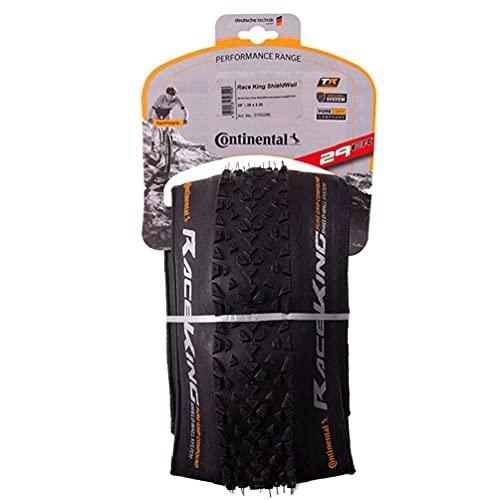 NaiCasy Bicicleta Plegable Reemplazo de neumáticos Continental Road Mountain Bike MTB Protección de neumáticos (29x2.2cm)