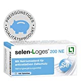 selen-Loges® 200 NE 4-Monatspackung - Multitalent für die Zellgesundheit -...
