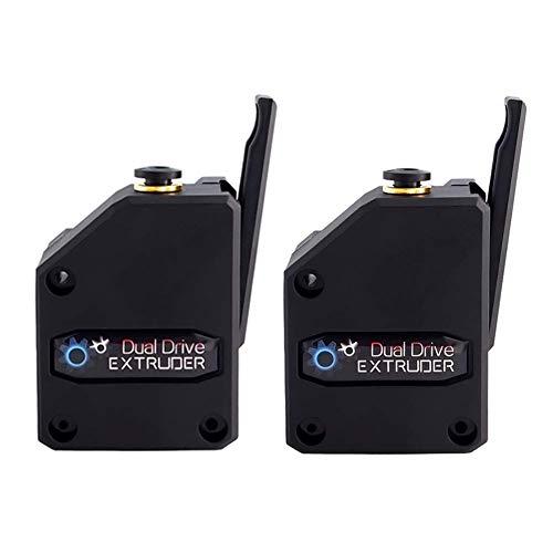 Extruder 3D Printer Extruder Dual Drive Bmg Cloned Bowden Accessories 1.75mm Filament Universal 2pcs