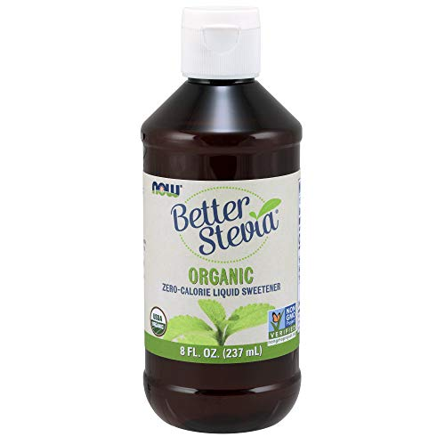 (32% OFF) NOW Foods Certified Organic BetterStevia Liquid $15.60 Deal