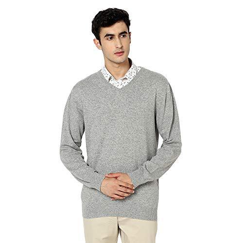 Armisto Men's Warm Woollen Sweater/All Colours & Sizes/Lambs Wool