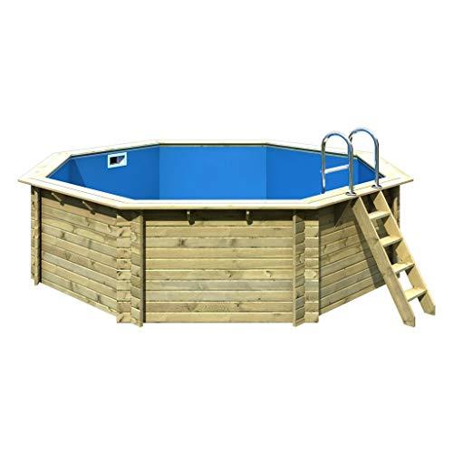 KARIBU. Pool Modell 2 Variante A (Pool Sparset Komfort)