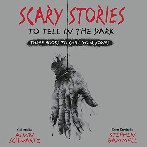 Scary Stories Audio Collection  By  cover art