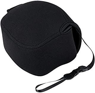 Ultra lekka torba na aparat pokrowiec na aparat pokrowiec ochronny do Nikon Z50 Fujifilm X-S10 cyfrowy aparat bez lusterk...